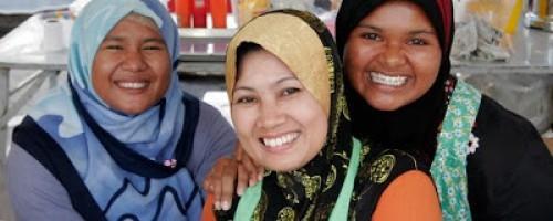 Musulmanes Phuket