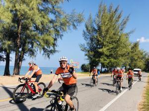 Cyclisme Phuket