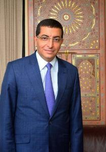 Abdelilah El Housni, Ambassador of His Majesty the King of Morocco to the Kingdom of Thailand.